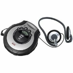JVC Portable CD/MP3 Player