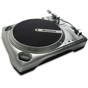 Numark TT1650 Record Turntable