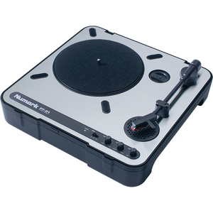 Numark Portable Record Turntable