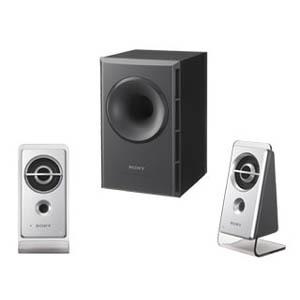 Sony SRSD21 Multimedia Speaker System
