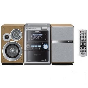 Panasonic SC-PM71SD Micro Stereo System