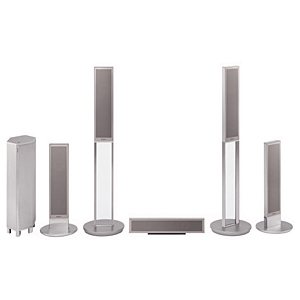 Sony SA-FT7ED Flat Panel Speaker System