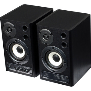 Behringer MS20 | 24-Bit/192 kHz Digital 20-Watt Stereo Digital Monitor Speakers
