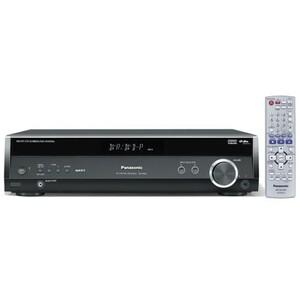 Panasonic SA-HR45EG-K A/V Receiver