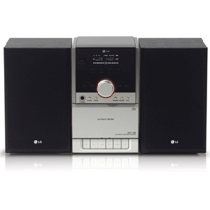 LG XC-12 Micro Hi-Fi System