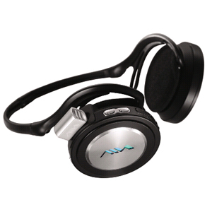 Aiwa AZ-HS128 128MB Pavit Headphone MP3 Player