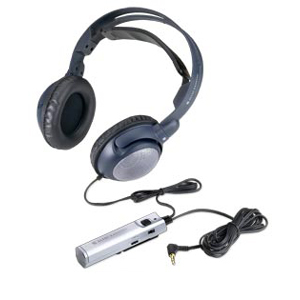 Altec Lansing AHP625 Stereo Surround Studio Headphone