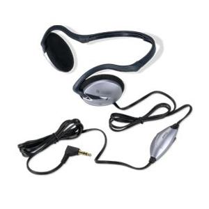 Altec Lansing AHP423 Premium Behind-The-Neck Stereo Headphone