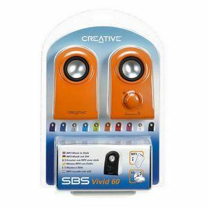 Creative SBS Vivid 60 Speaker System