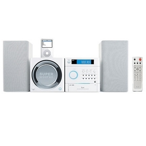 iLuv i7500 2.1 Channel Mini Audio Hi-Fi System