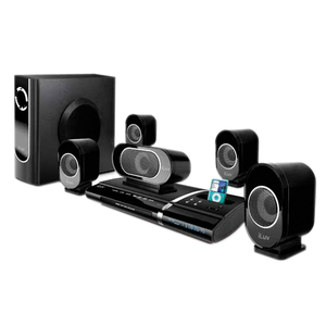 iLuv i1277 Home Theater System