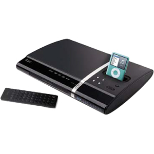 iLuv Desktop 5.1CH DVD & iPod w/Video Player