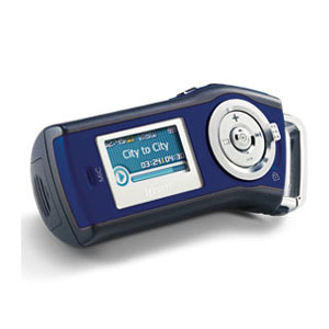 iriver T10 1GB MP3 Player