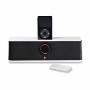 Logitech AudioStation Express portable Speaker System