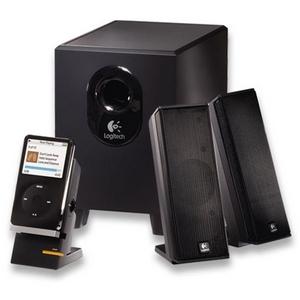 Logitech X-240 Multimedia Speaker System