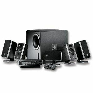 Logitech Z-5450 Digital Speaker System