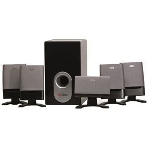 Labtec Arena 685 Surround Sound Speaker System