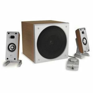 Logitech Z-3 Multimedia Speaker System