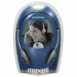 Maxell Digital Stereo Headphone