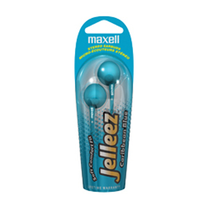Maxell Jelleez Stereo Earphone