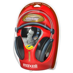 Maxell Studio HP-2000 Digital Stereo Headphone