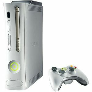 Microsoft Xbox 360 Gaming Console With Pro Evo 6