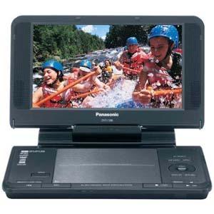 Panasonic DVD-LS86 Portable DVD Player