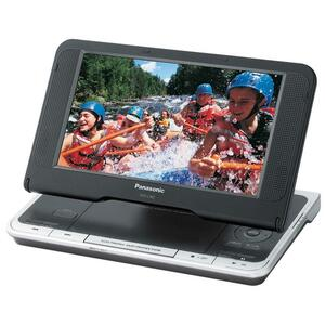 Panasonic DVD-LS80 Portable DVD Player