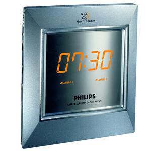 Philips Mirror Display Clock Radio