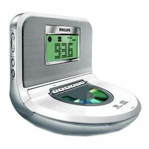 Philips AJ130 CD Clock Radio