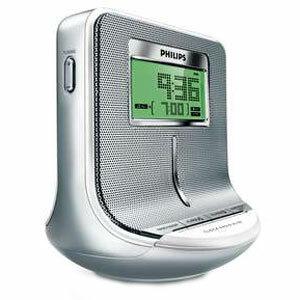 Philips AJ100 Clock Radio