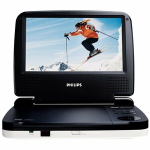 Philips PET716  Portable DVD Player
