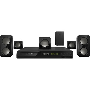 Philips 5.1 Home Theater HTB3560 3D Blu-ray