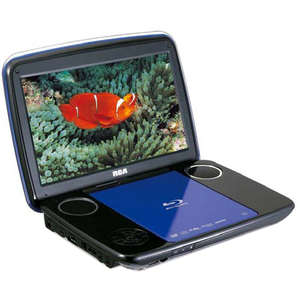 RCA BRC3108 Portable Blu-ray Player