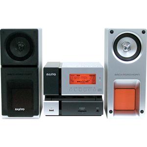 Sanyo MAJ-R100 Micro Hi-Fi System