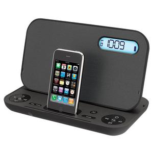 SDI Technologies IP49 Desktop Clock Radio