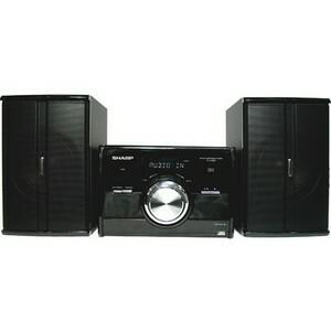 Sharp XLUH25H Micro Hi-Fi System