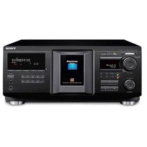 Sony CDP-CX455 CD Player/Changer