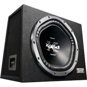 Sony Xplod Loaded Enclosure XS-GTX121LC Woofer