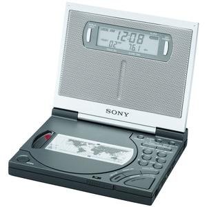 Sony CD Player Clock Radio