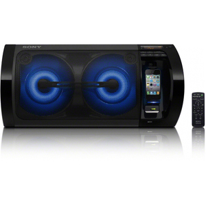 Sony RDH-GTK11iP Boom Box with iPod and iPhone Dock