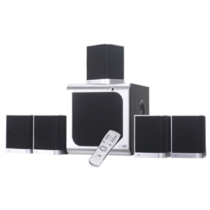 Techsolo TL-2510 Home Theater Speaker System