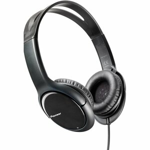 Pioneer Fully-Enclosed Extreme Bass Dynamic Headphones