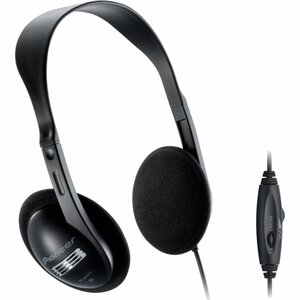 Pioneer Dynamic Open-Air Headphones for TV Connectivity with 5 Meter Cord (100mW)