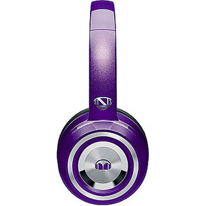 Monster Cable NCredible NTune Candy Purple On-Ear Headphones