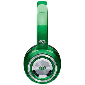 Monster Cable NCredible NTune Candy Green On-Ear Headphones