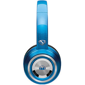 Monster Cable NCredible NTune Candy Blue On-Ear Headphones