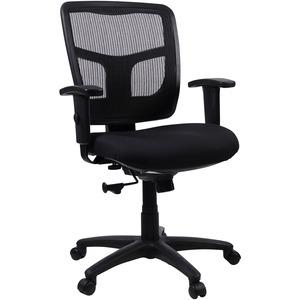 lorell executive high back chair mesh fabric honsvmr1aclco10 hon