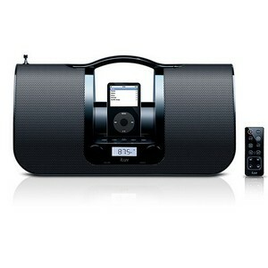iLuv i552BLK Speaker System