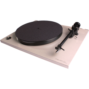 Rega RP1 Turntable in Titanium w/Performance Pack
